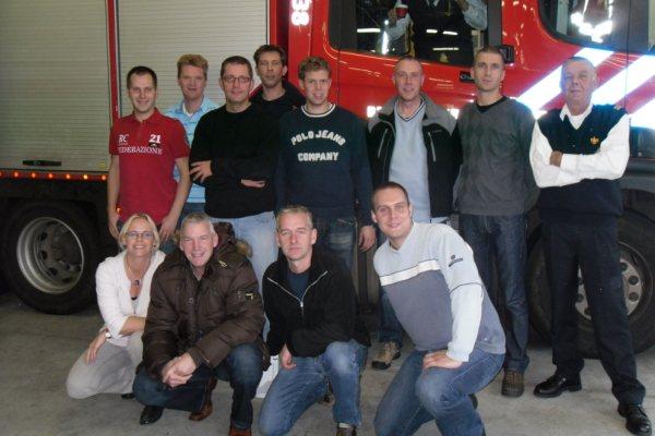 Marion Nieborg Trainingsacteur Brandweer
